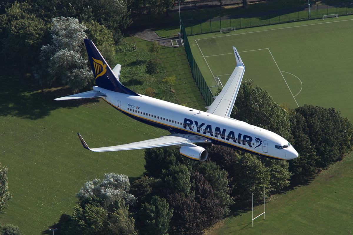 Ryanair Svenska