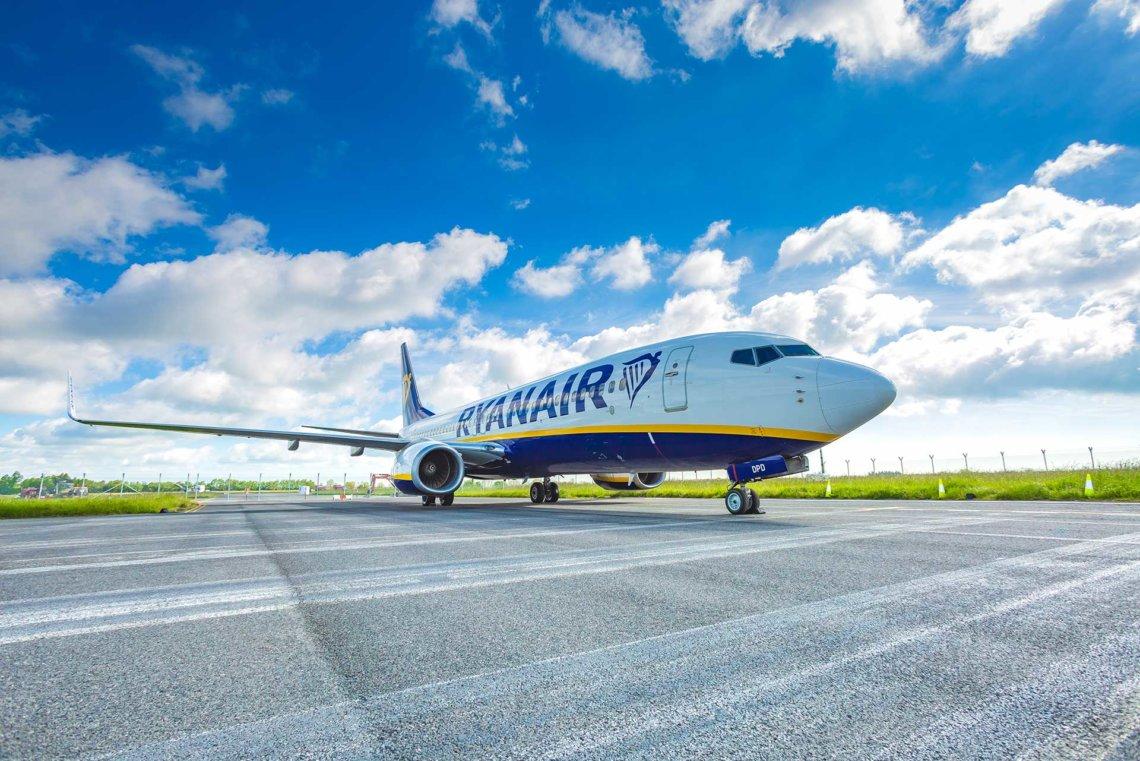 Ryanair's Corporate Website