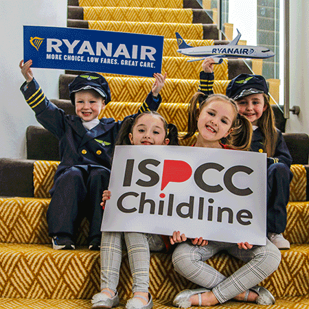 ISPCC childline kids